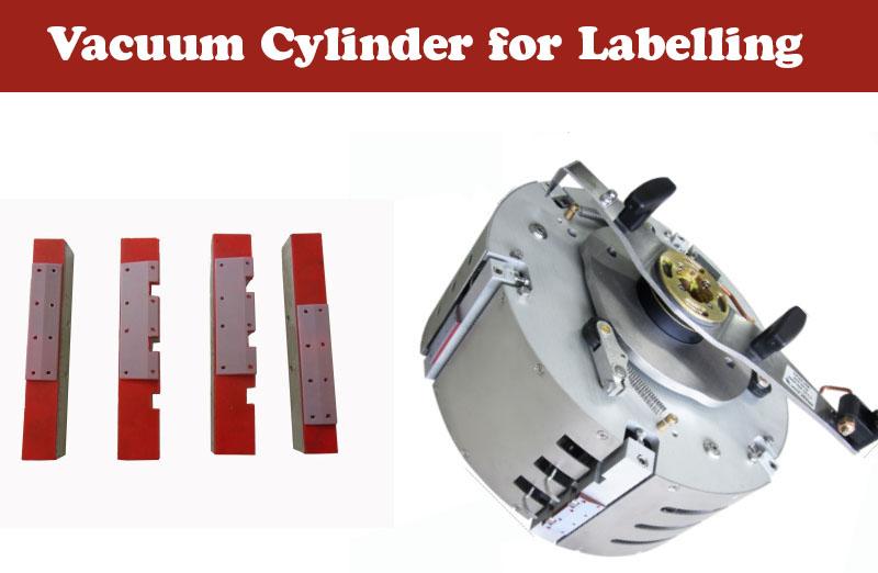 Labeller Vacuum Drum Cylinders, Labeler Vacuum Drum, Labelling Vacuum Drum pads, Labeler Vacuum Gripper pads