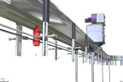Air Conveyor, Air Pet Bottle Conveyor for Bottling line