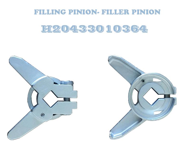 Filling Pinion, Filler Filling Pinion, Filler pinion, Filler Filling pinion parts, Filler pinion, Filling Pinion