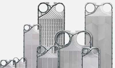Bottling Plate Heat Exchanger Gaskets