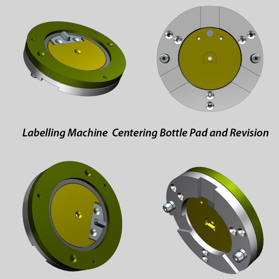 Bottle Labelling Machine Pad, labelling insert plate, Labeller support plates, Labelling machine Bottle Plate, Bottle Plate