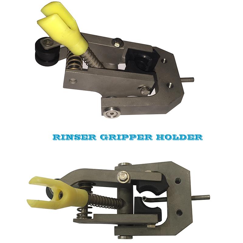 Bottle Rinser Gripper Parts, Bottle Rinser Gripper set, Rinser Gripper Complete kit, Rinser Gripper Heads