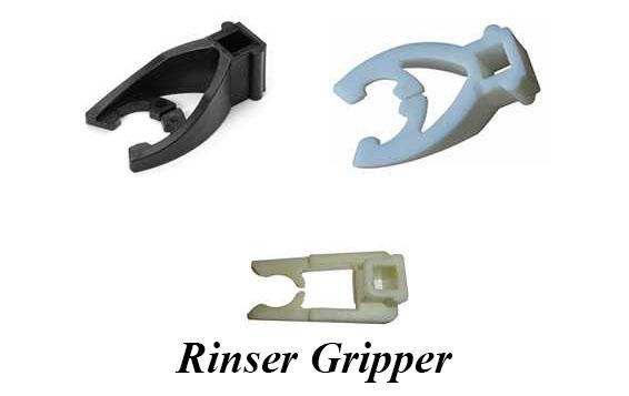 Pet Rinser Gripper, Bottle Pet Rinser Gripper Parts