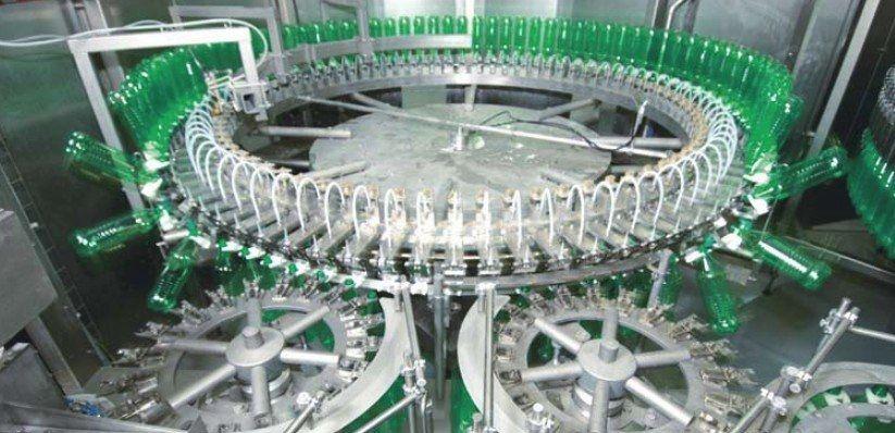 Bottle Rinser Machine Guide Piece, Rinser Guide Piece, Bottle Rinser Guide, Rinser Guide Piece