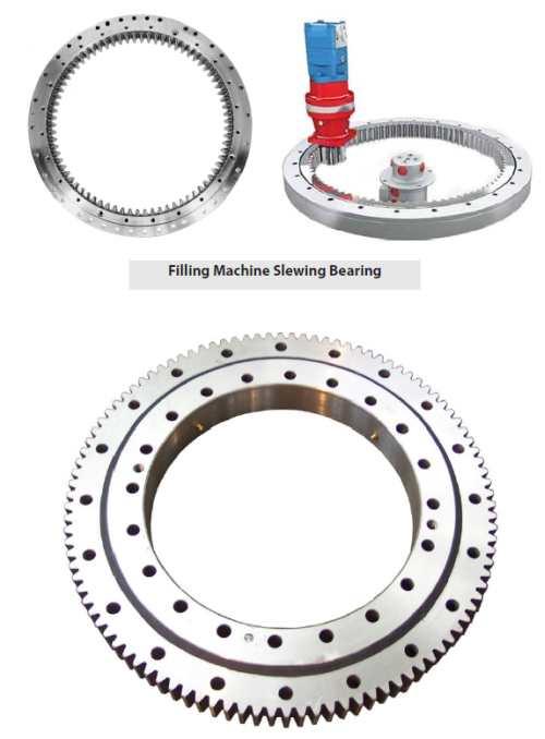 Rinser Slewing Bearing, Filling Machine Slewing Bearing,Bottling Slewing Bearing