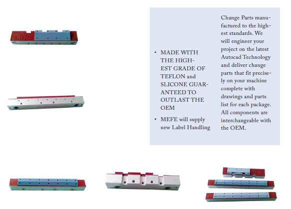 Labeller Suction Rails, Bottle Labelling Vacuum Cylinder Vacuum Pad, Labeler Gripper Cylinder Suction Rails, Labeller Suction Rail, Vacuum Gripper Pad